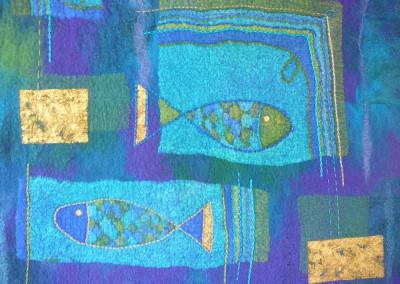 Waterwereld close up